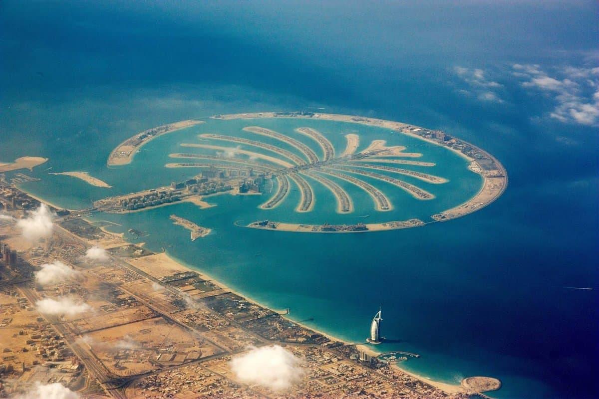 قرية البوم السياحية دبي