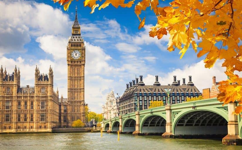 أجمل مدن لندن