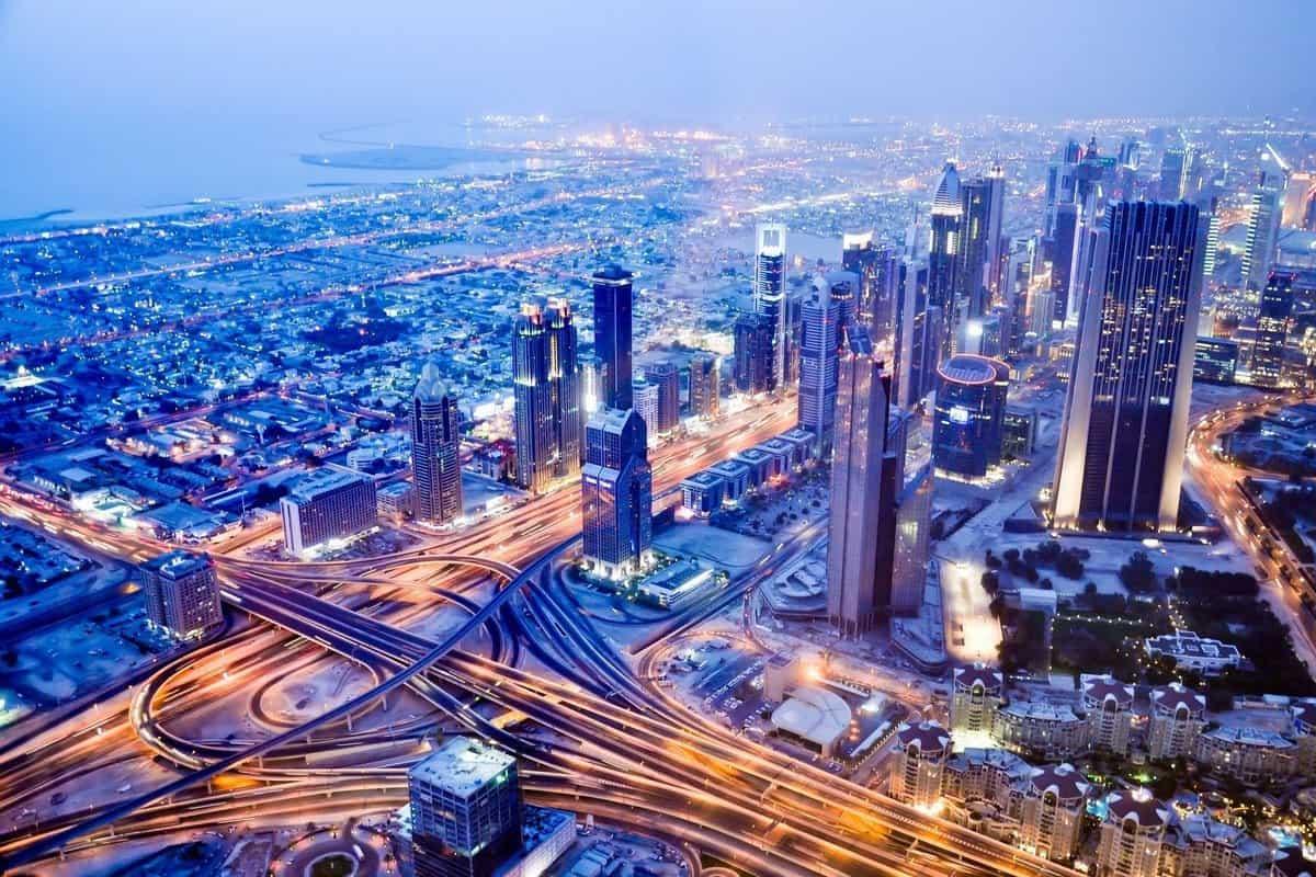 ذا بوينت دبي