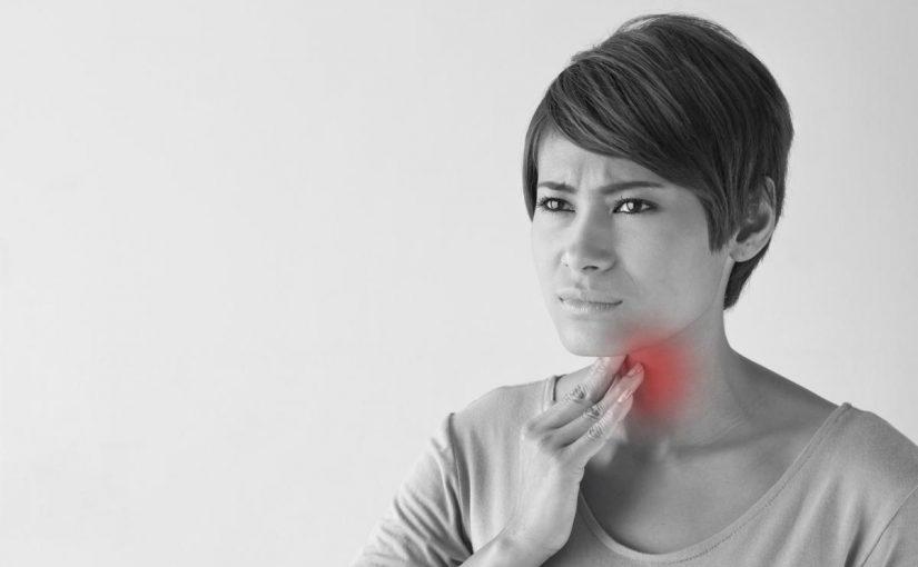 اسباب التهاب الحلق الدائم