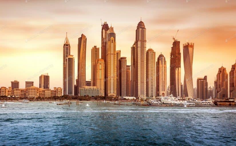 أسماء السدود في دولة الإمارات