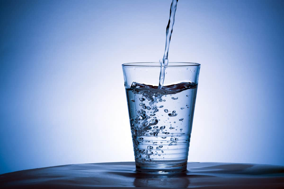 الماء في الحلم