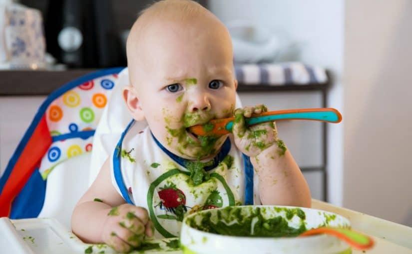 وجبات طعام بعمر 7 شهور