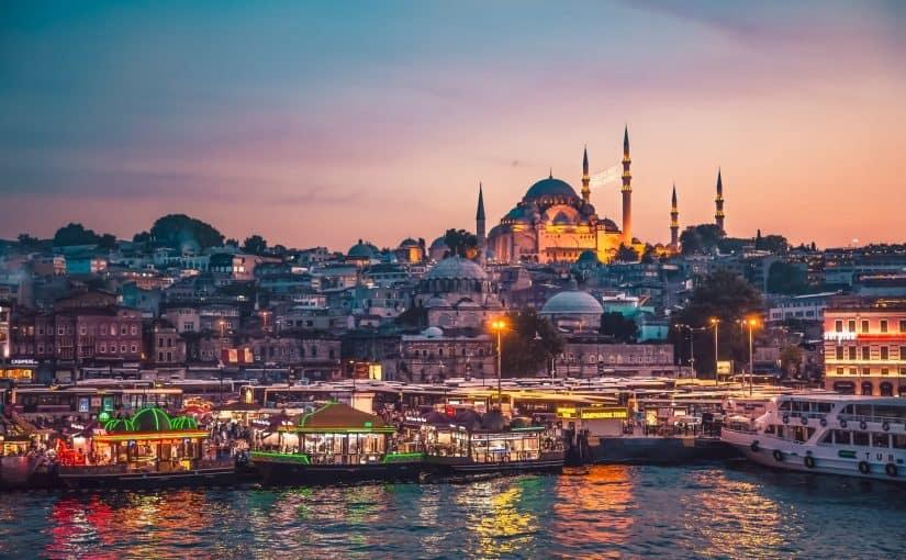 أماكن جميله في تركيا