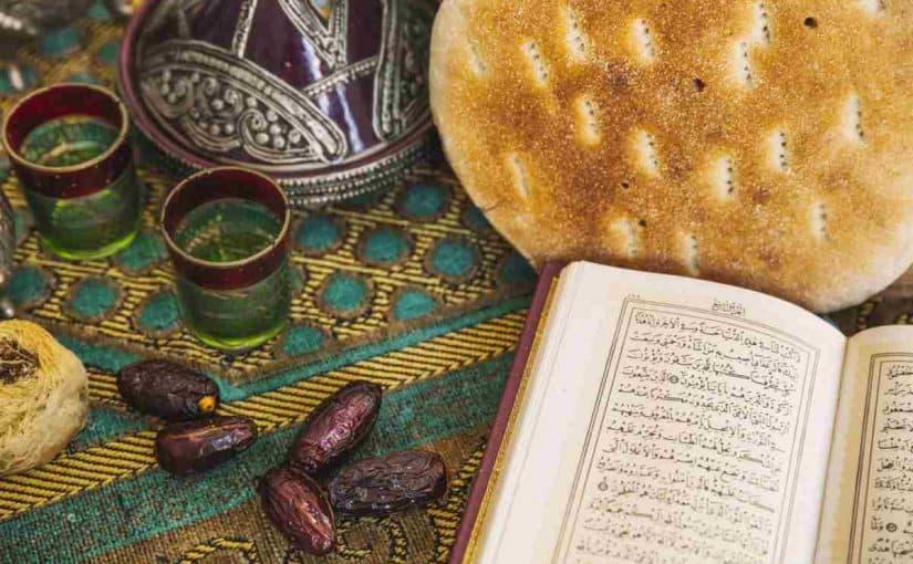 من صام رمضان ايمانا