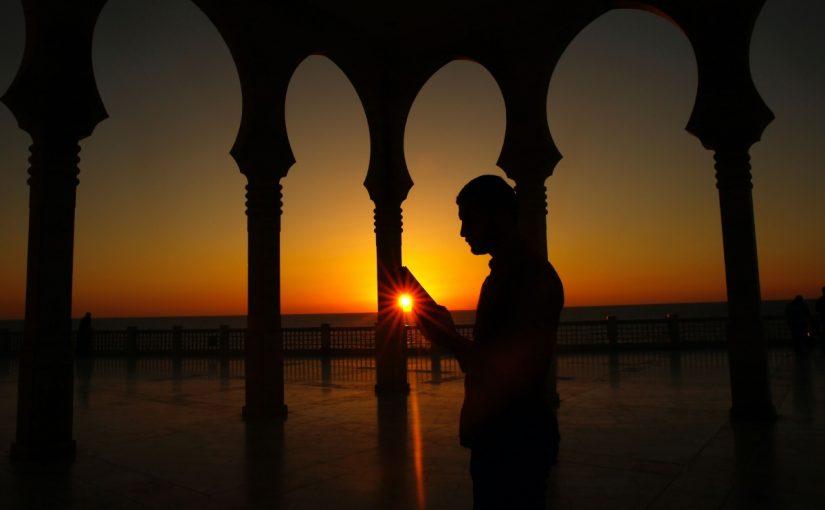 تحروا ليلة القدر في الوتر من العشر الأواخر من رمضان موسوعة