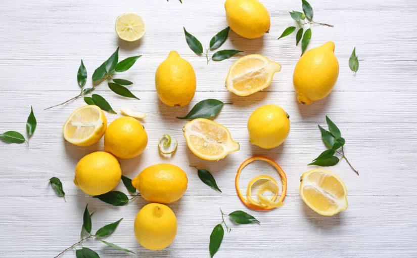 الليمون لمنطقة المهبل