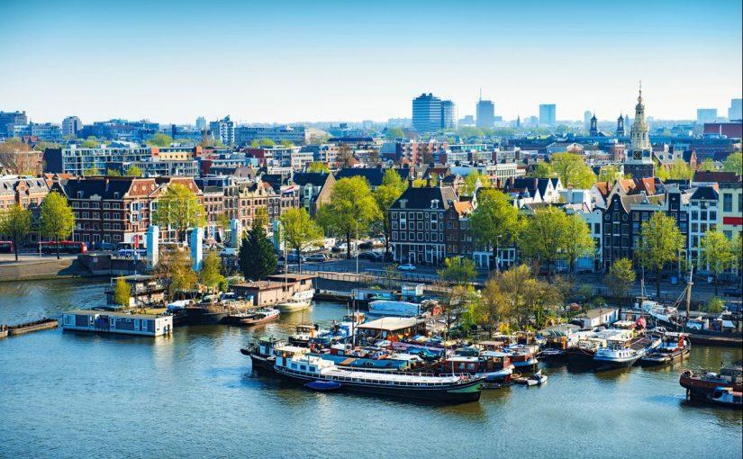 مدينة امستردام السياحيه
