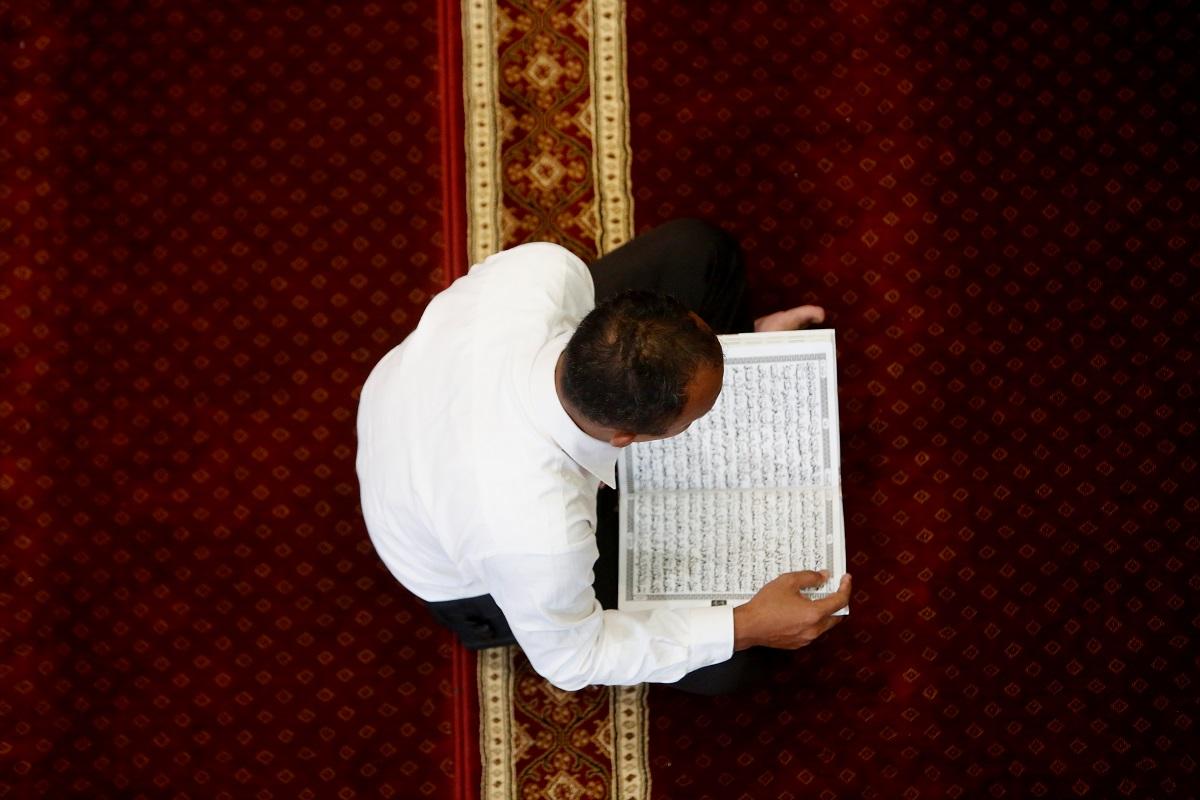 اول جمعة من شهر رمضان