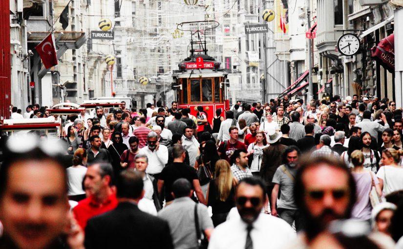 الاحياء الشعبية في اسطنبول