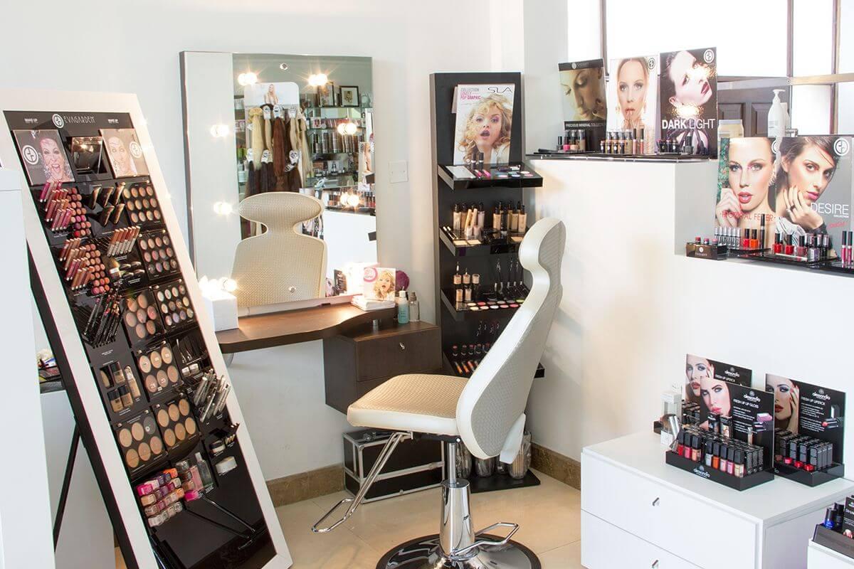 اسماء مراكز التجميل في دبي