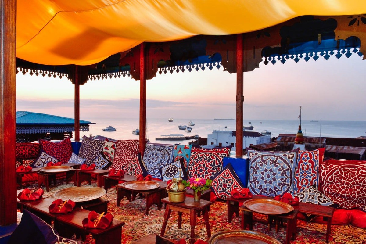 مطعم مغربي في جميرا