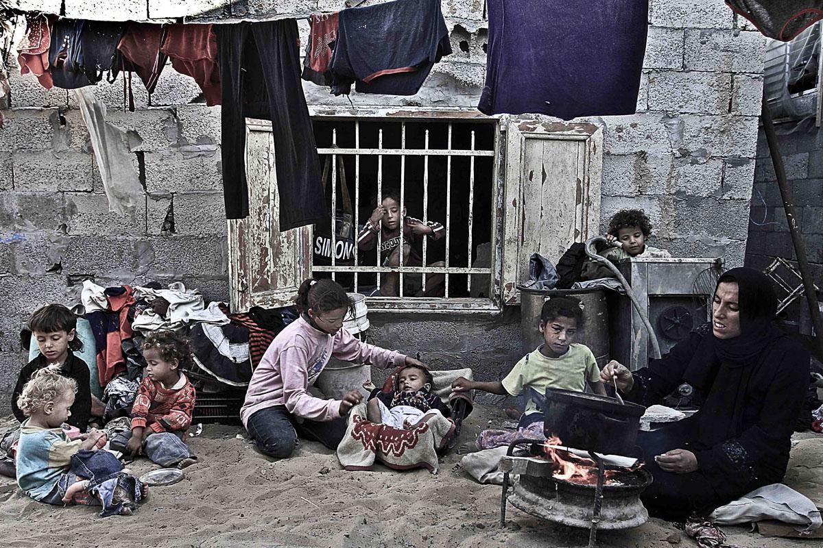 موضوع الفقر في اليمن