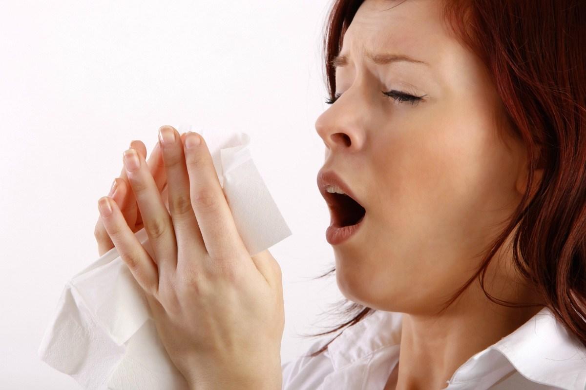 اعراض البرد