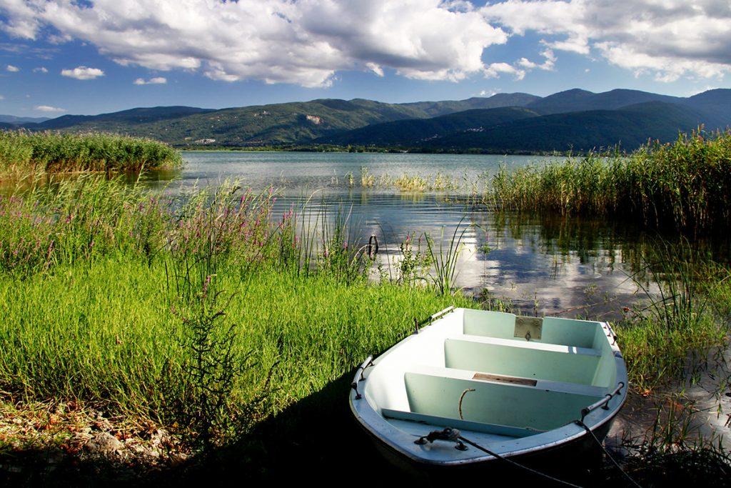 بحيرة سابنجا