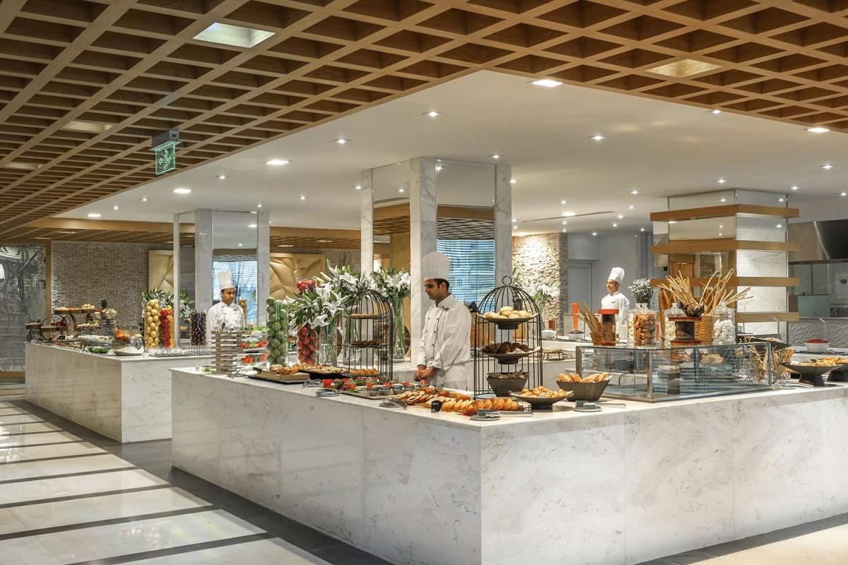 مطعم بوفيه مفتوح في ابوظبي رمضان