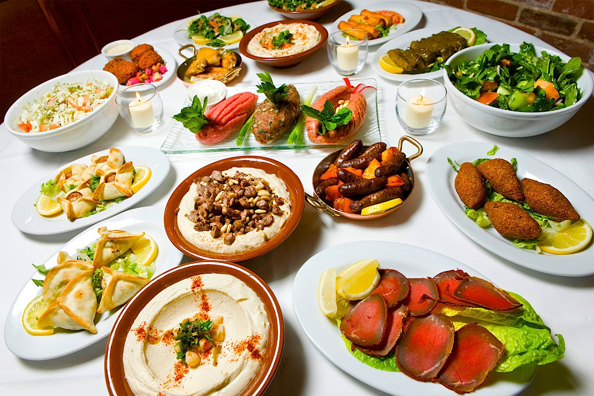 مطعم سفرطاس الشارقة