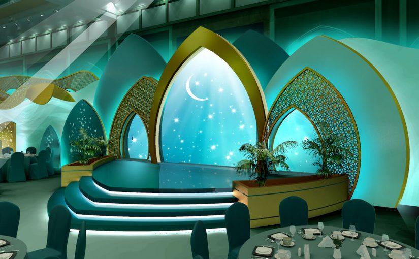 افضل الخيم الرمضانية في دبي