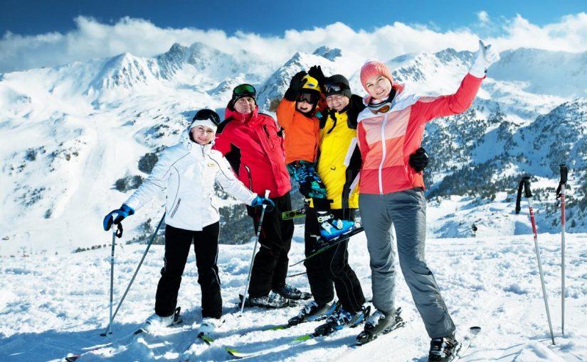 صالات تزلج عائلية في الرياض