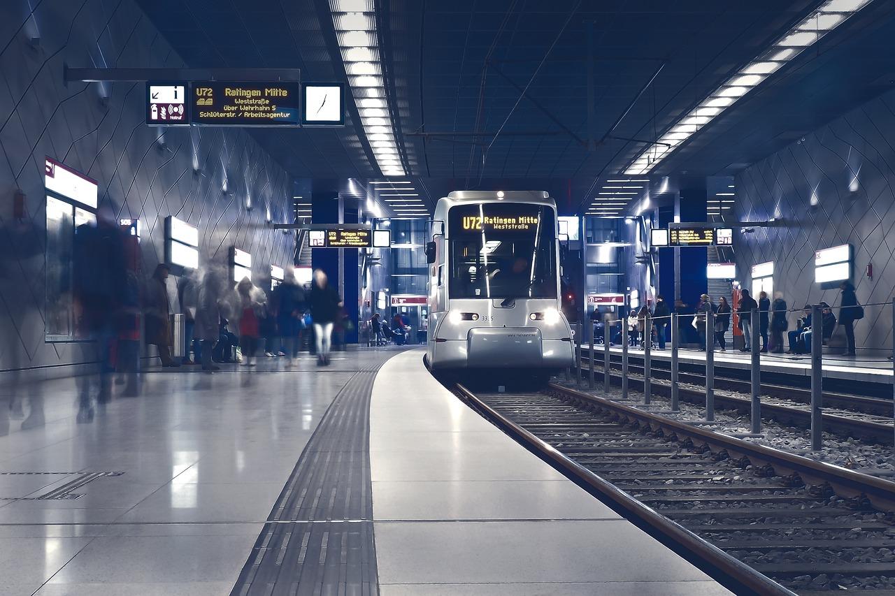 اقرب محطة مترو للقرية العالمية