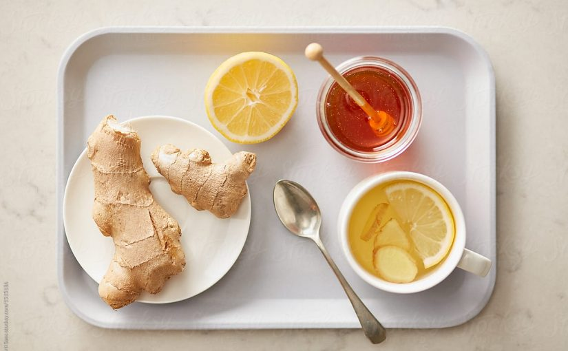 وصفة الزنجبيل والعسل للخصوبة