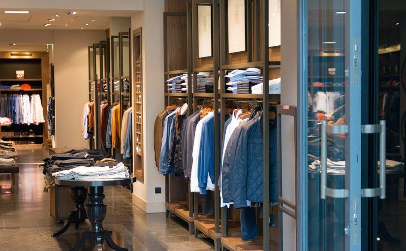سوق الملابس في مانشستر