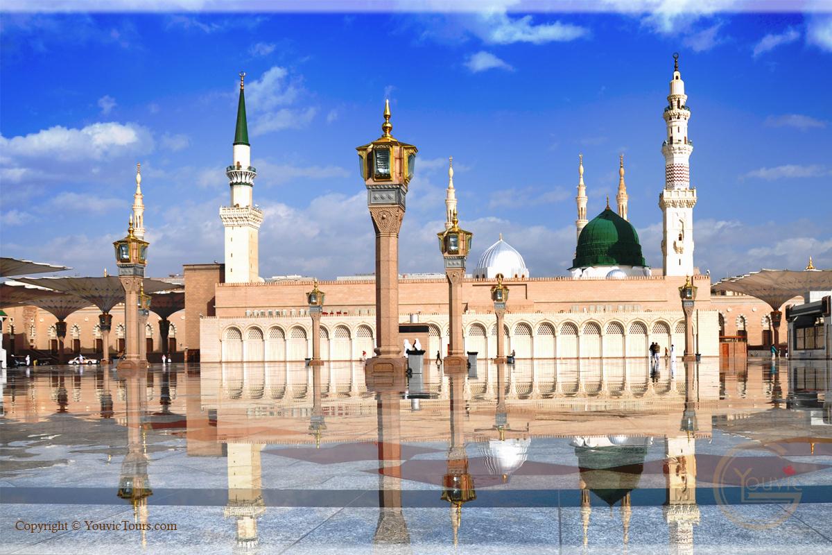 المسجد النبوي في المنام