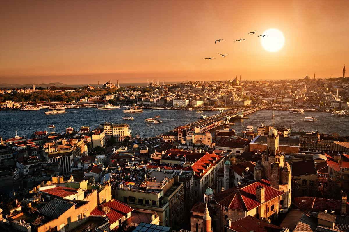 الجنسيات بدون فيزا الي تركيا