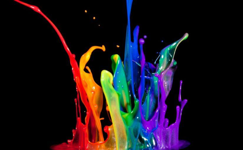 تحليل الشخصية من اللون