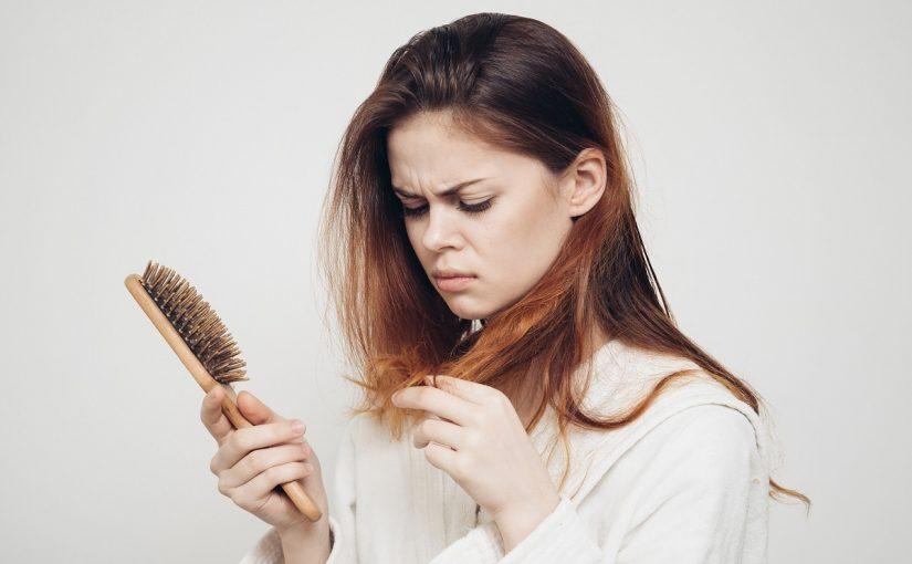 علاج تساقط الشعر والصلع الوراثي ونموه بطريقه طبيعية وفعاله