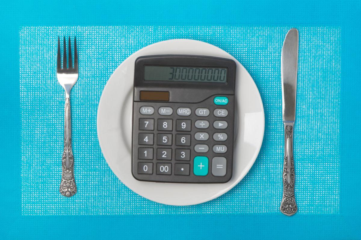 قانون حساب الكتلة
