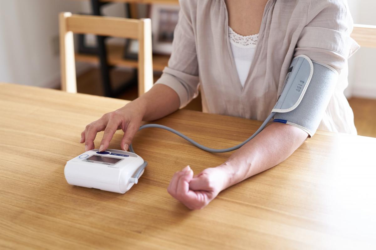 علاج الضغط المرتفع في المنزل