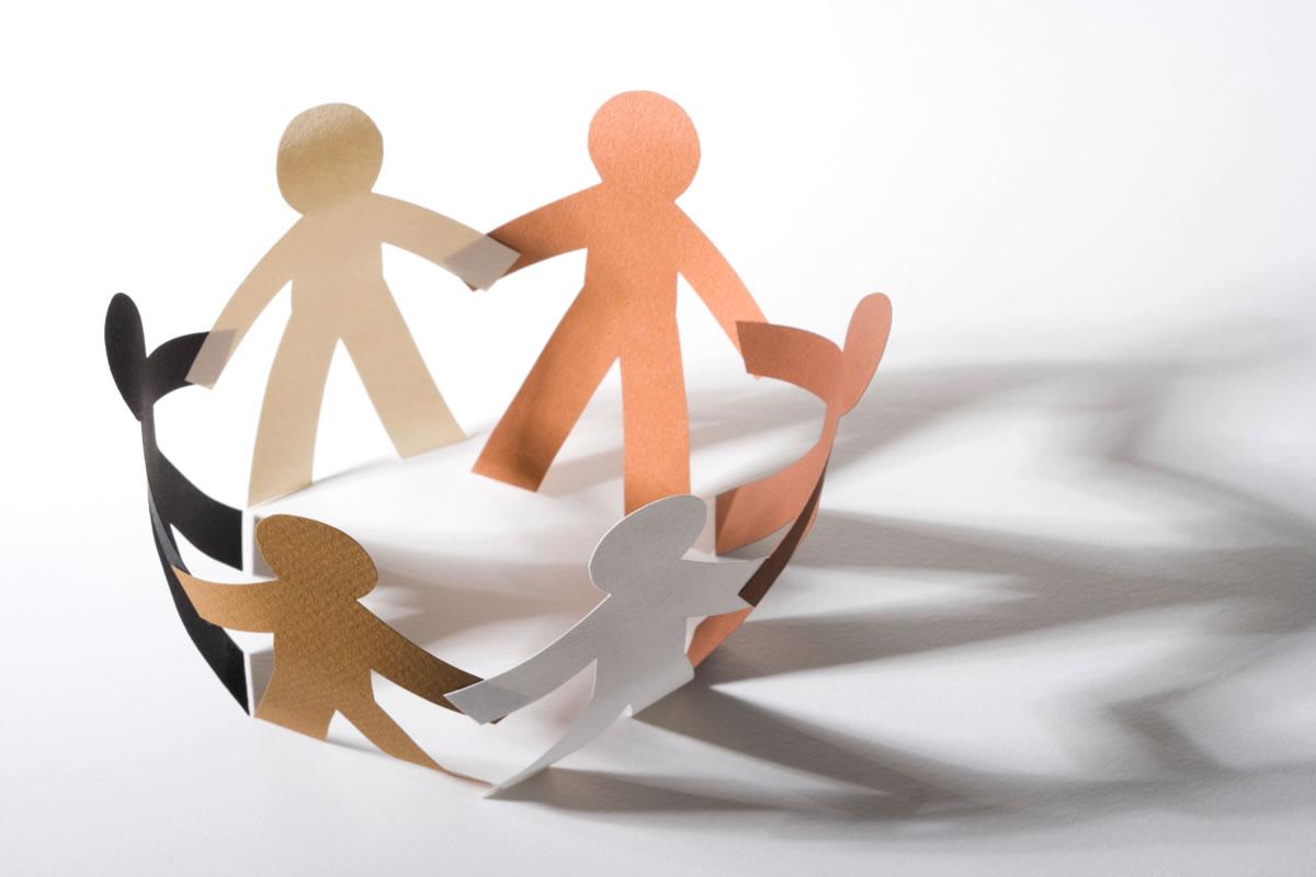 موضوع عن التعاون