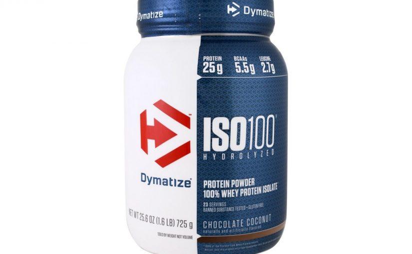 بروتين ايزو 100