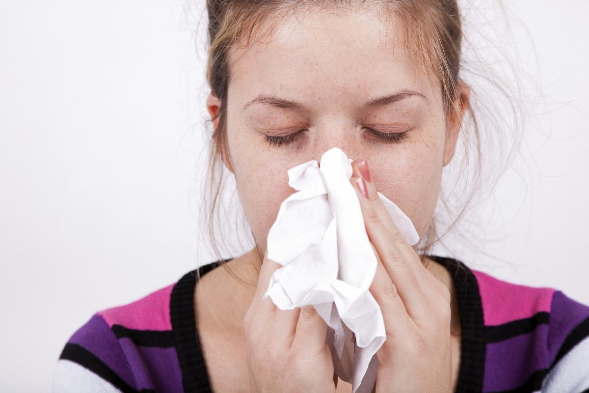 علاج التهاب الجيوب الانفية بزيت الزيتون