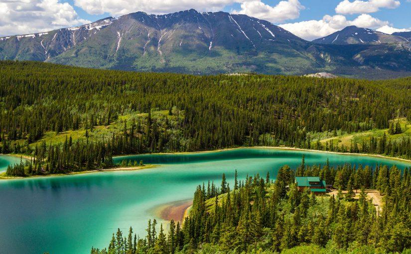 السياحة في كندا في الصيف