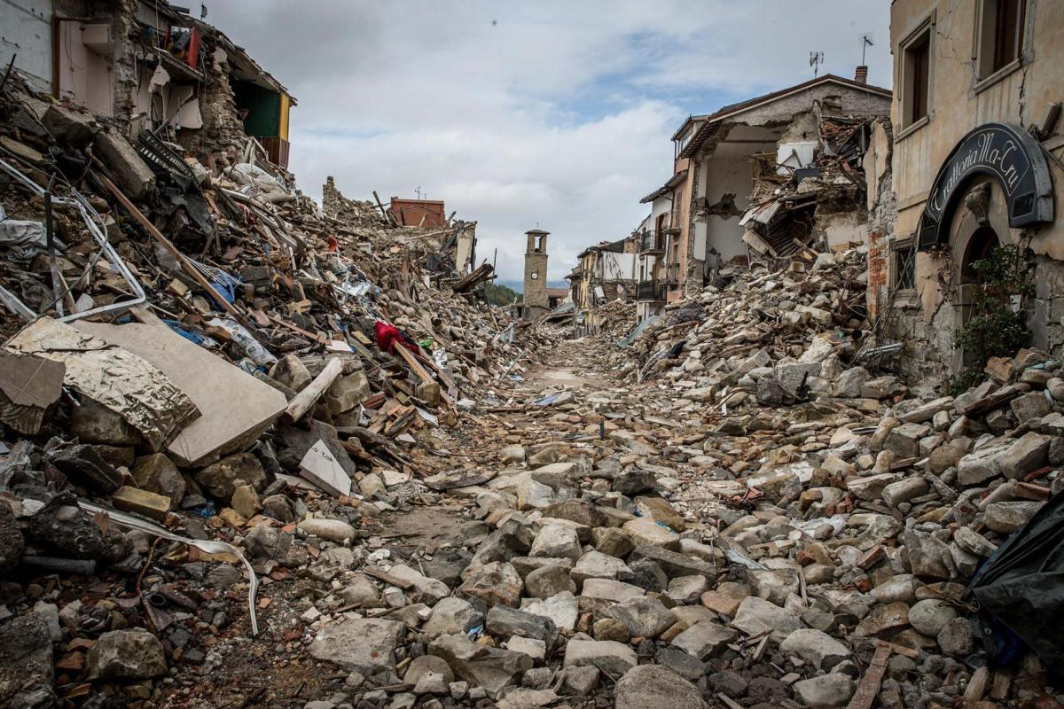 موضوع عن الزلازل موسوعة
