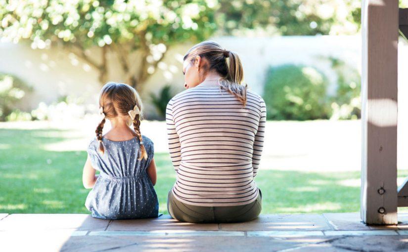 مقال صحفى عن الامومة والطفولة