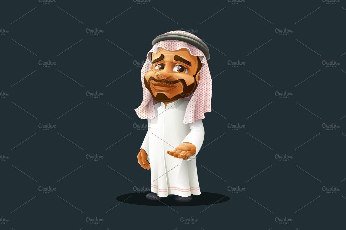 كتاب موضوع عن شخصية عربية تميزت بصفات ايجابية وسلبية