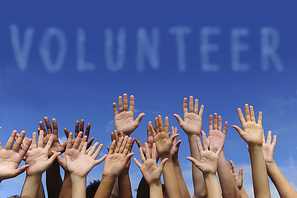 موضوع عن العمل التطوعي