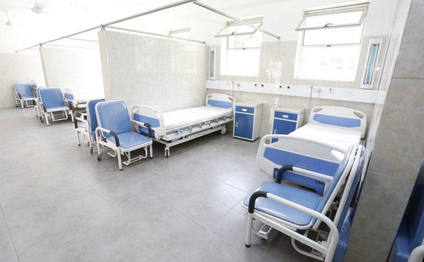 مستشفى منصور العسكري حجز موعد