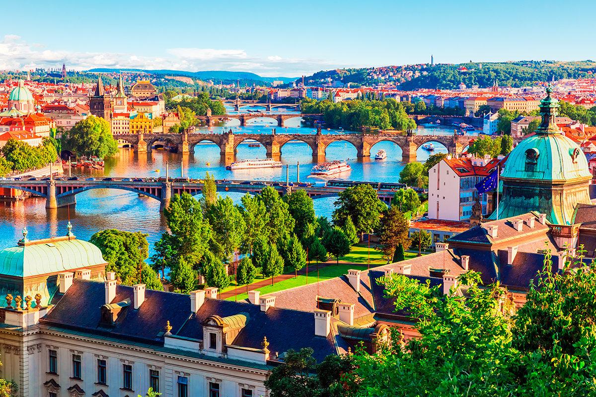 اماكن السياحة في التشيك