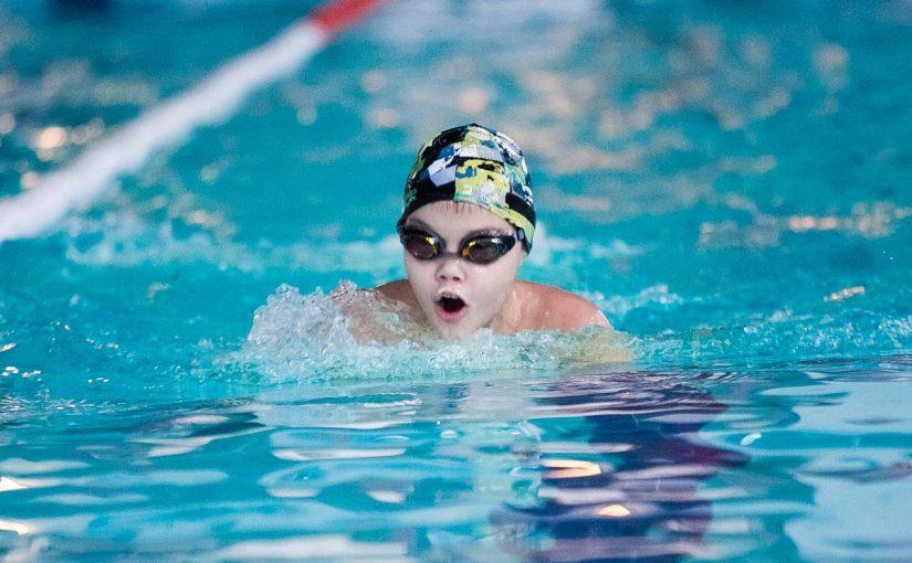 موضوع عن السباحة