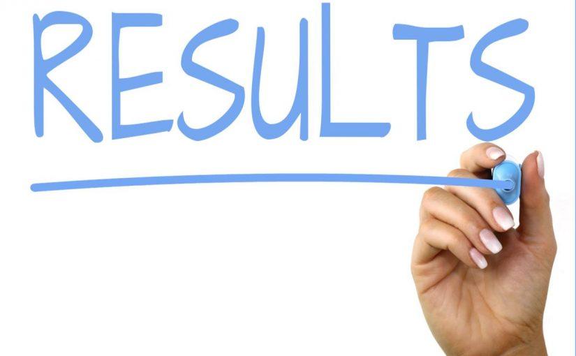 قياس النتائج برقم الهويه