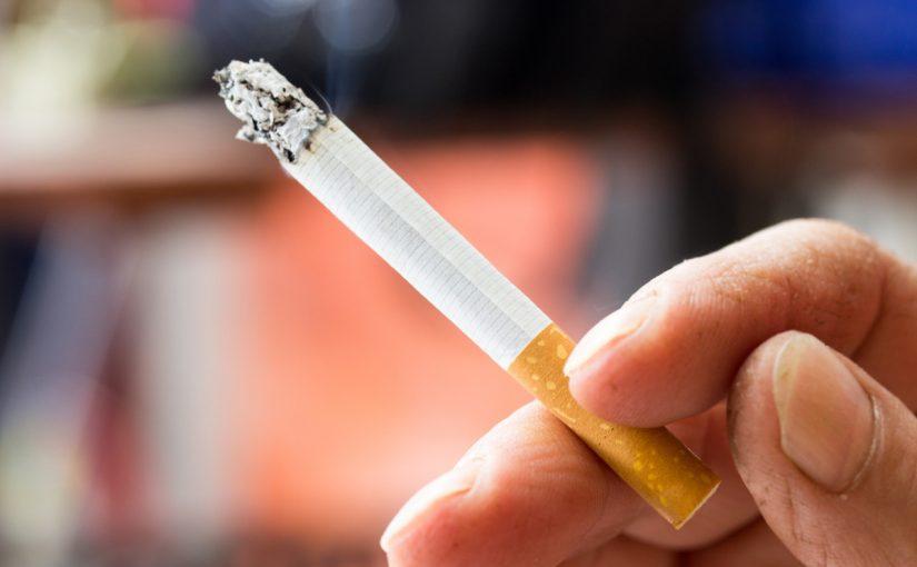 موضوع عن التدخين قصير