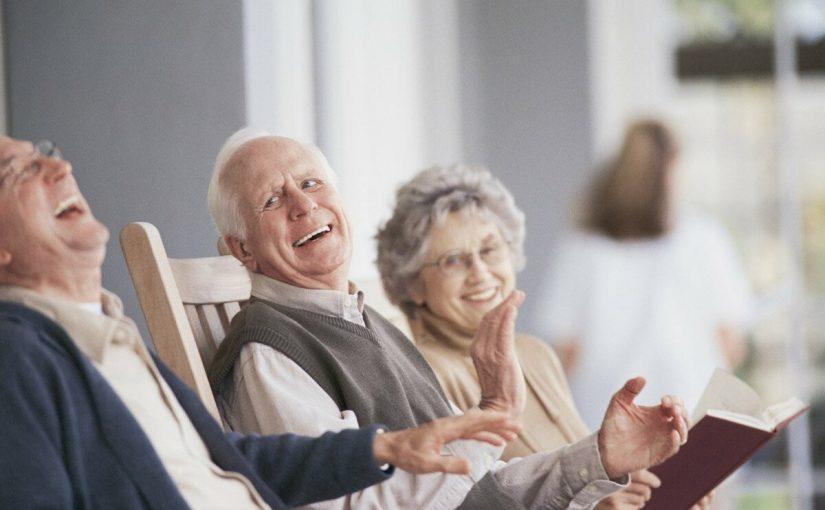 موضوع عن كبار السن