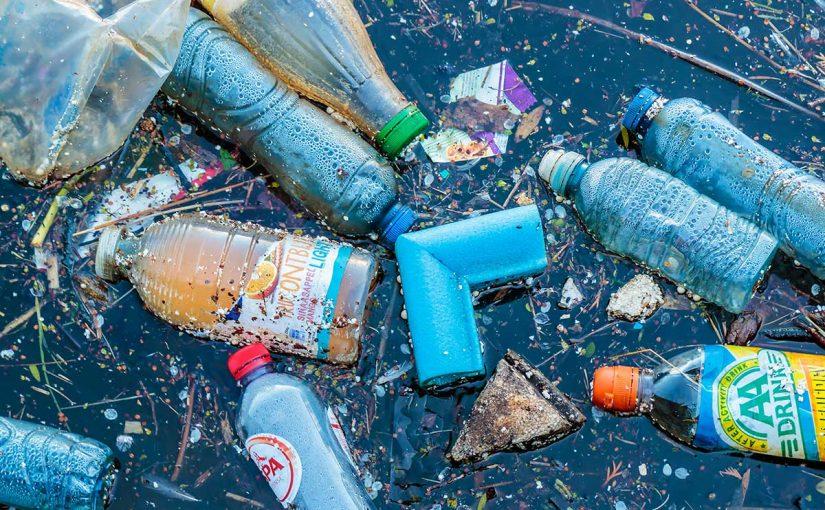 موضوع تلوث المياه
