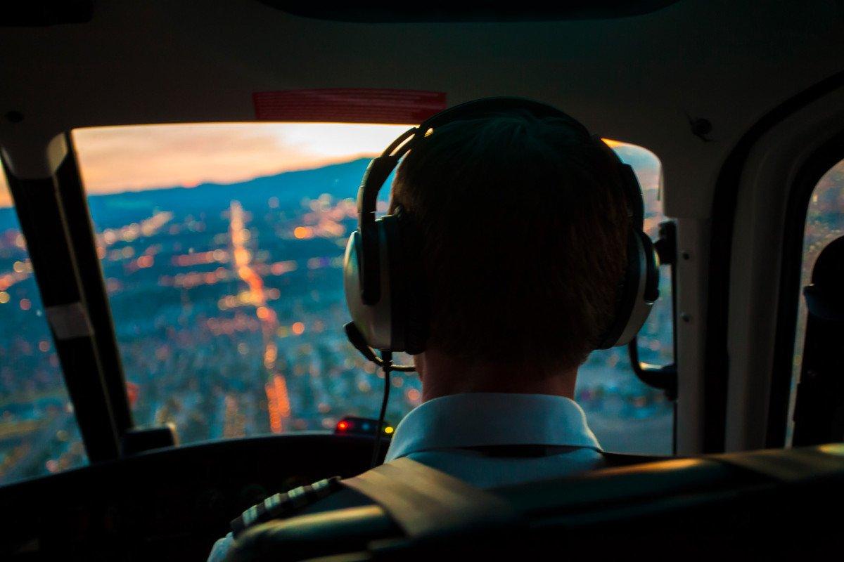 كيفية شغل وظيفة الطيار