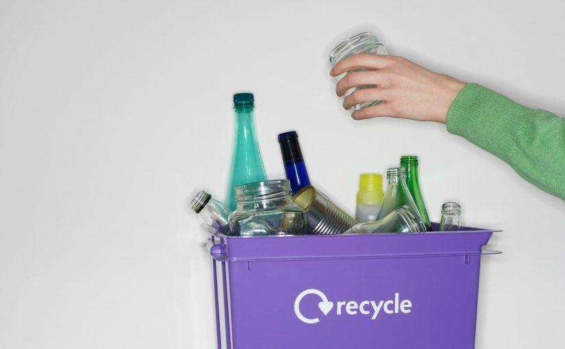 موضوع عن اعادة التدوير