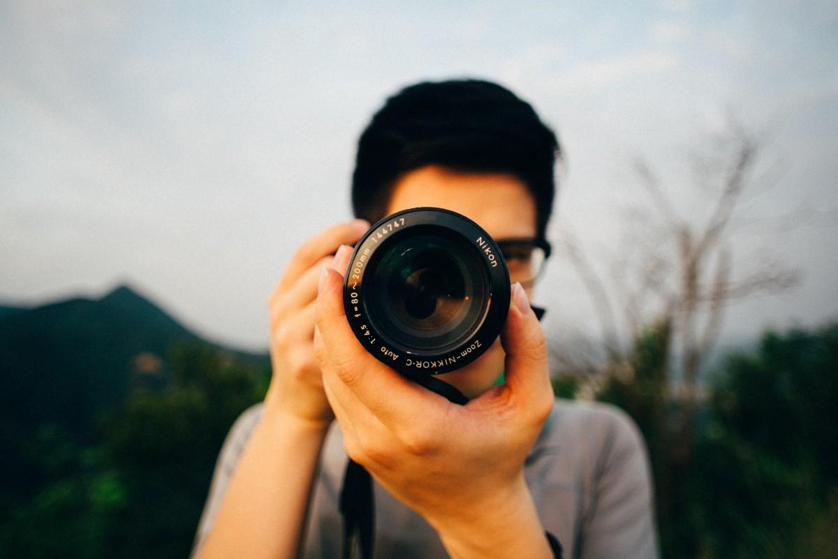 اول دروس تعلم التصوير